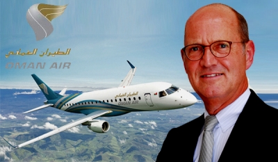 Oman Air Appoints Paul Gregorowitsch As Chief Executive Officer