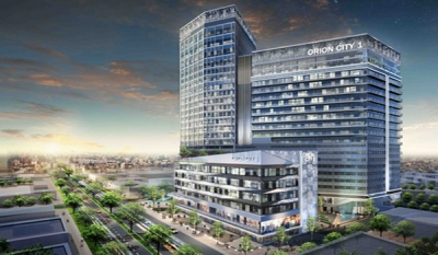 A Constellation of Innovation : The Orion City Towers are declared open for bookings