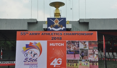 HUTCH powers Army Athletics Championship for second consecutive year