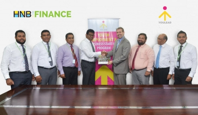 HNB Finance partners with USAID YouLead initiative
