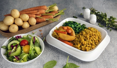Emirates celebrates Veganuary by adding plant-based options to its January menus