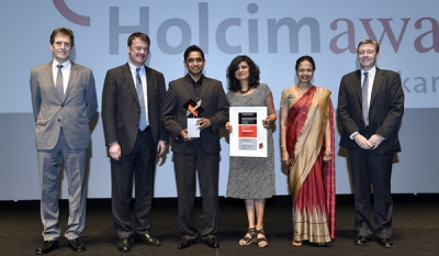 Holcim Awards 2014 winners for Asia Pacific announced in Jakarta