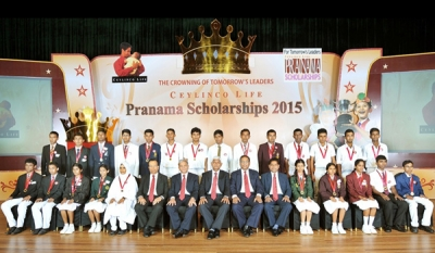 Ceylinco Life empowers 154 more children with 'Pranama' scholarships
