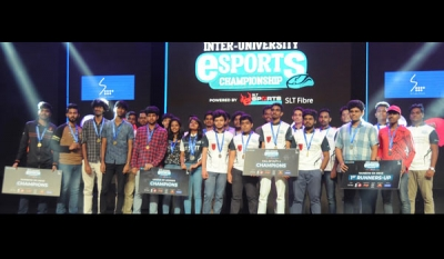 Ultra-high speed SLT fibre powers Inter-University Esports Championship 2019