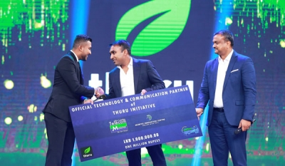 Mobitel partners THURU's intriguing digital reforestation innovation startup