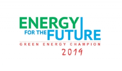 Time yet to become a Green Energy Champion Deadline Extended to May 15th