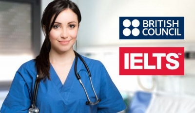 IELTS writing band score lowered for Nursing and Midwifery applicants to the UK