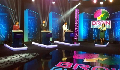 Watch Schools Battle it out as 'Brain Busters with SLIIT' Quiz Programme Premieres on Television