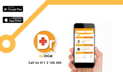 """Revolutionary"" DocOnCall now LIVE in Sri Lanka"