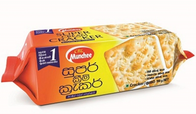 Munchee Super Cream Crackers rank top amongst the country's most favourite biscuits