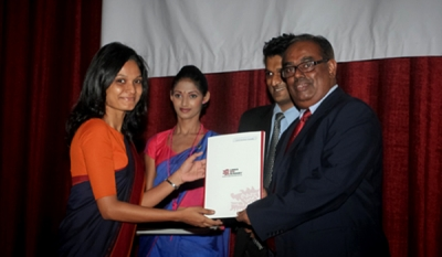 Lanka BPO Academy Students Graduate at BMICH