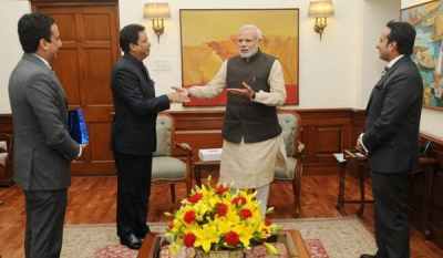 Binod Chaudhary sees positivity for Sri Lanka with Modi government