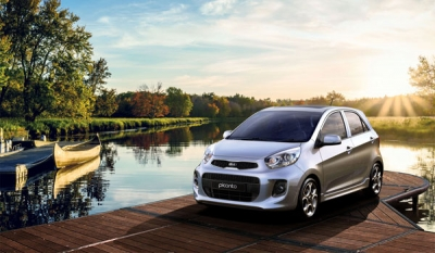 Kia announces new 5-year warranty on its Picanto compact car