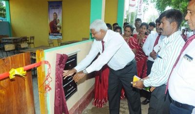 Ceylinco Life donates classrooms to schools in Chilaw and Mutur