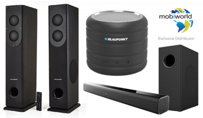 Mobiworld launches Blaupunkt Audio Systems in Sri Lanka