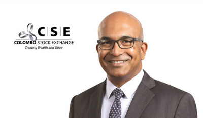 Mr. Dumith Fernando appointed as the New CSE Chairman