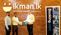 ikman.lk Partners Booking.com to Provide Customers Endless Travel Opportunities