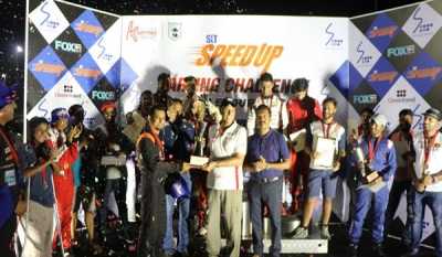 SLT Speed Up Karting Challenge Concluded Successfully with an Unprecedented Racing Experience