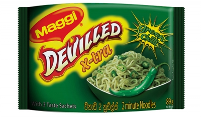Maggi introduces latest entrant to its Devilled range - Maggi Devilled X-Tra Green Chilli!