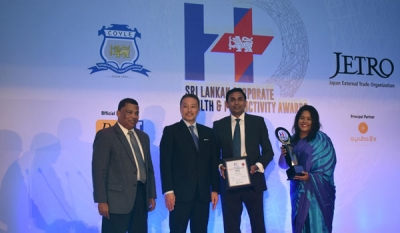 ayubo.life lauds clients' wins at Sri Lanka Corporate Health and Productivity Awards