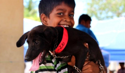 Embark Spreads More Love and Compassion in Q1- 2015-16