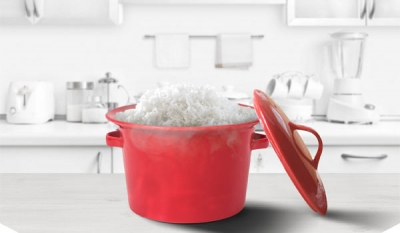 Royal Fernwood Porcelain launches Microwaveable Rice Cooker