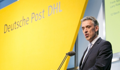 DP DHL airfreight up 2.4% to 4m tonnes in 2014
