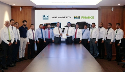 DIMO partners with HNB Finance to offer exclusive leasing packages for Tata vehicles