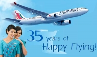 SriLankan Airlines celebrates its thirty-fifth anniversary