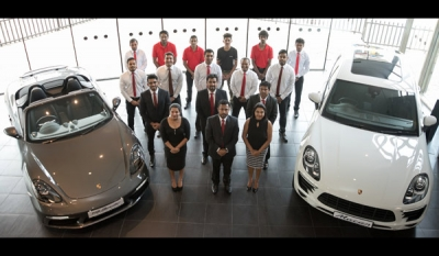 Porsche Centre Colombo introduces the Porsche Preschool Project