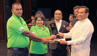 Brandix honoured as Sri Lanka's largest corporate blood donor for 8th successive year
