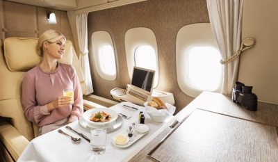 Emirates and Dilmah celebrate 25 years of exclusive brewing in the sky