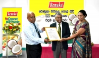 Renuka becomes first coconut milk powder to receive SLS certification
