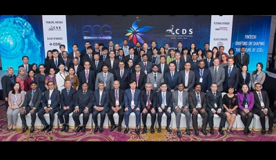 APAC delegates in Colombo for largest gathering of Depositories and Clearing organizations in SL history