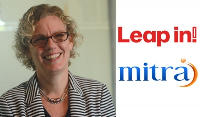 Mitra Innovation joins hands with Leap in! Australia to assist people with disabilities