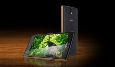 "Xolo Q1020 goes official with 5"" screen and wooden frame"