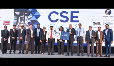 Corporates vie for honours at CSE masterminds 2019