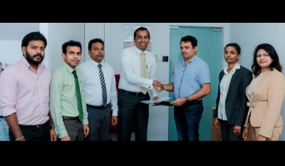SLT signs up with Span Engineering (Private) Limited to power with its FTTH Services