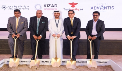 Hayleys Advantis and Trustworthy Group break ground at their first facility in KIZAD