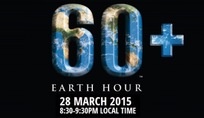 Sign up for Earth Hour 2015 and Use Your Power