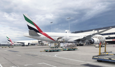Emirates SkyCargo reconnects six continents with scheduled cargo flights