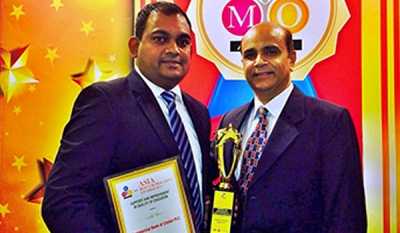 Double honours for Commercial Bank at Asia's Best CSR Practices Awards