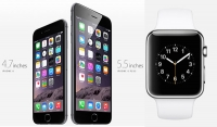 Apple unveils iPhone 6, iPhone 6 Plus and Watch