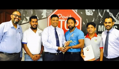 Shree FM 'Sports Round Up' awarded first-ever Presidential Sports Awards honour