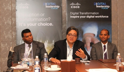 Cisco Unveils Strategic Initiative to Deepen Its Commitment to Help Drive Sri Lanka's Digital Transformation