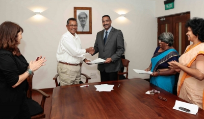 Vocational Training in the North of Sri Lanka (VTN) project collaborates with Jetwing Hotels to increase employment in Hospitality for youth in the North