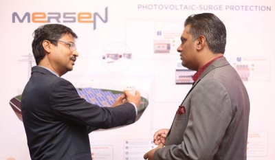 3DH Energy Solutions launches Mersen Surge Arresters in Sri Lanka