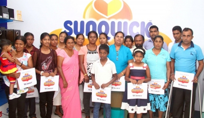 Sunquick Drink & Win Promotion 2015 – 20 winners awarded