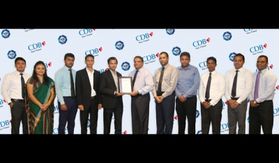 Another Achievement for CDB - Gains ISO/IEC 27001:2013