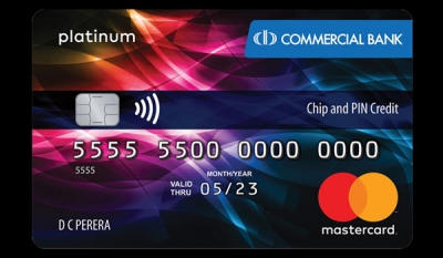 Commercial Bank launches NFC-enabled Chip& PIN Credit Cards with Mastercard